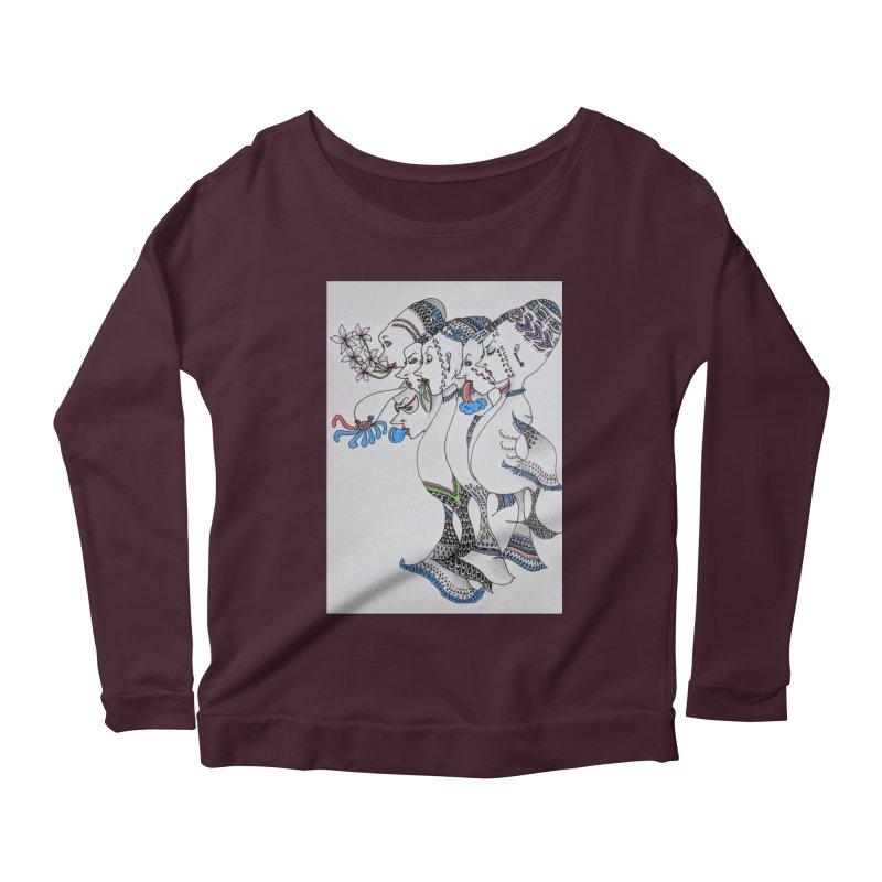 Fish. . . Bird . . . Whatever Women's Longsleeve T-Shirt by ereiarthawaii's Shop