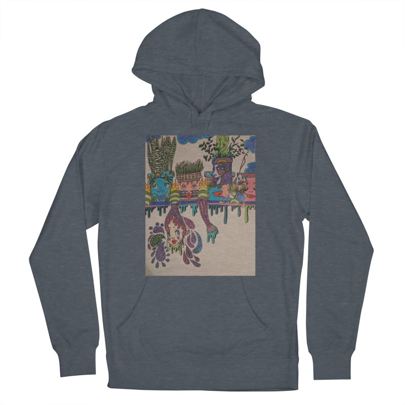 Plant Field Trip Women's French Terry Pullover Hoody by ereiarthawaii's Shop