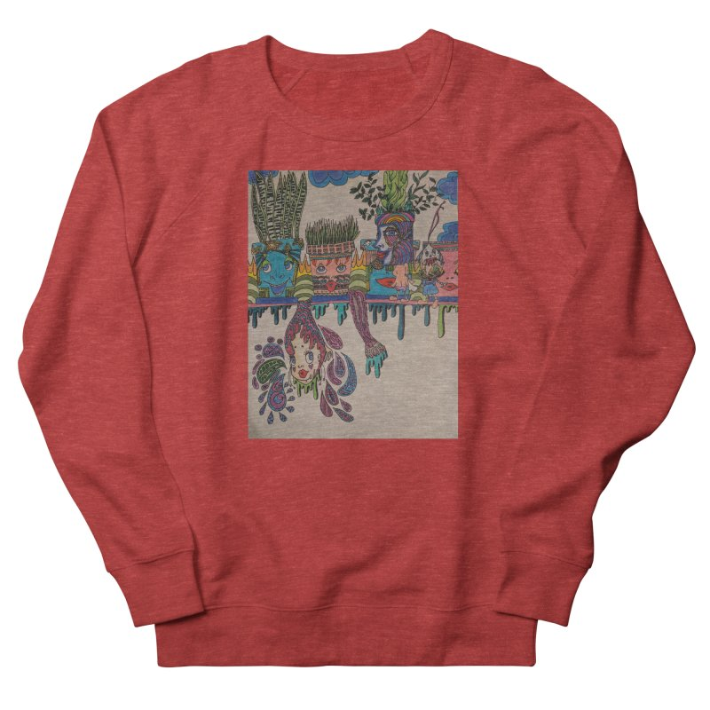 Plant Field Trip Women's French Terry Sweatshirt by ereiarthawaii's Shop