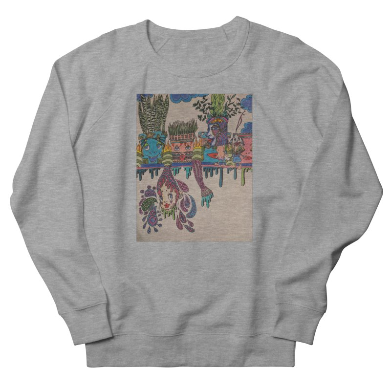 Plant Field Trip Men's French Terry Sweatshirt by ereiarthawaii's Shop
