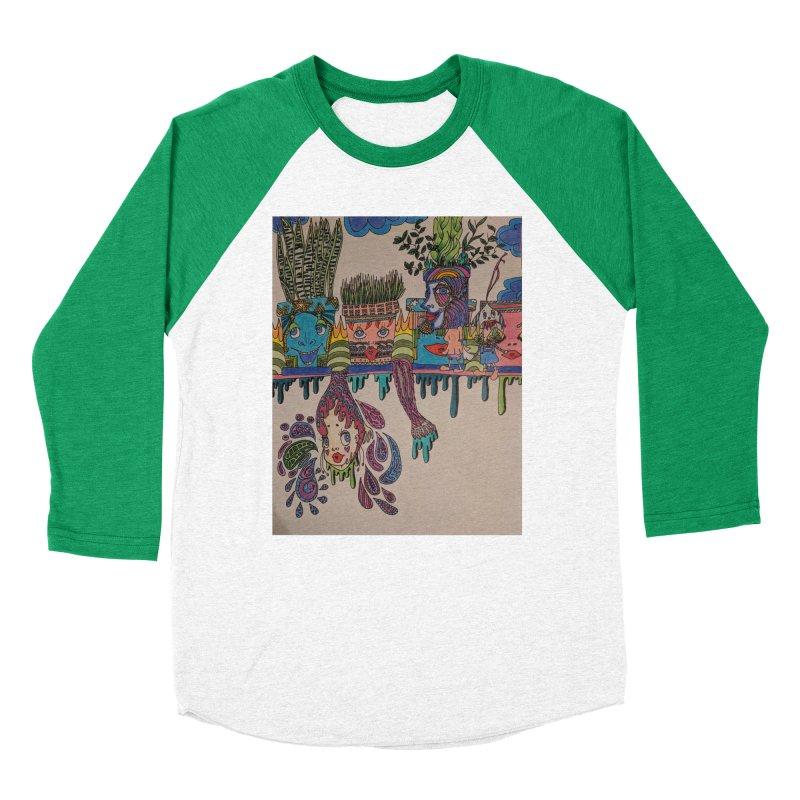 Plant Field Trip Men's Baseball Triblend Longsleeve T-Shirt by ereiarthawaii's Shop