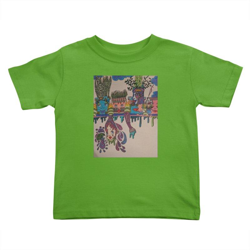Plant Field Trip Kids Toddler T-Shirt by ereiarthawaii's Shop
