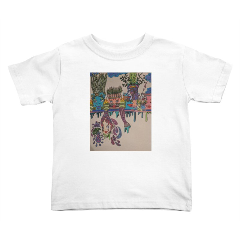 Plant Field Trip Kids Toddler T-Shirt by ereiarthawaii's Shop