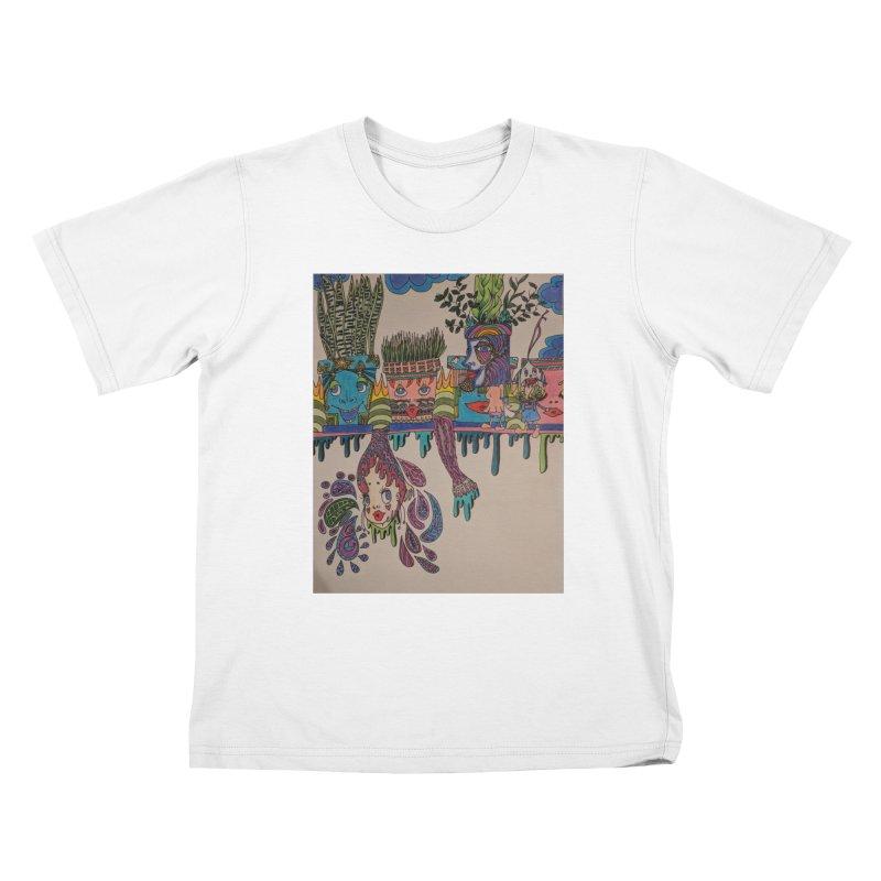 Plant Field Trip Kids T-Shirt by ereiarthawaii's Shop