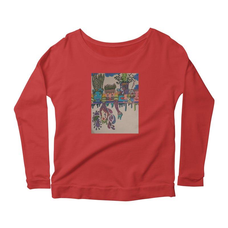 Plant Field Trip Women's Scoop Neck Longsleeve T-Shirt by ereiarthawaii's Shop