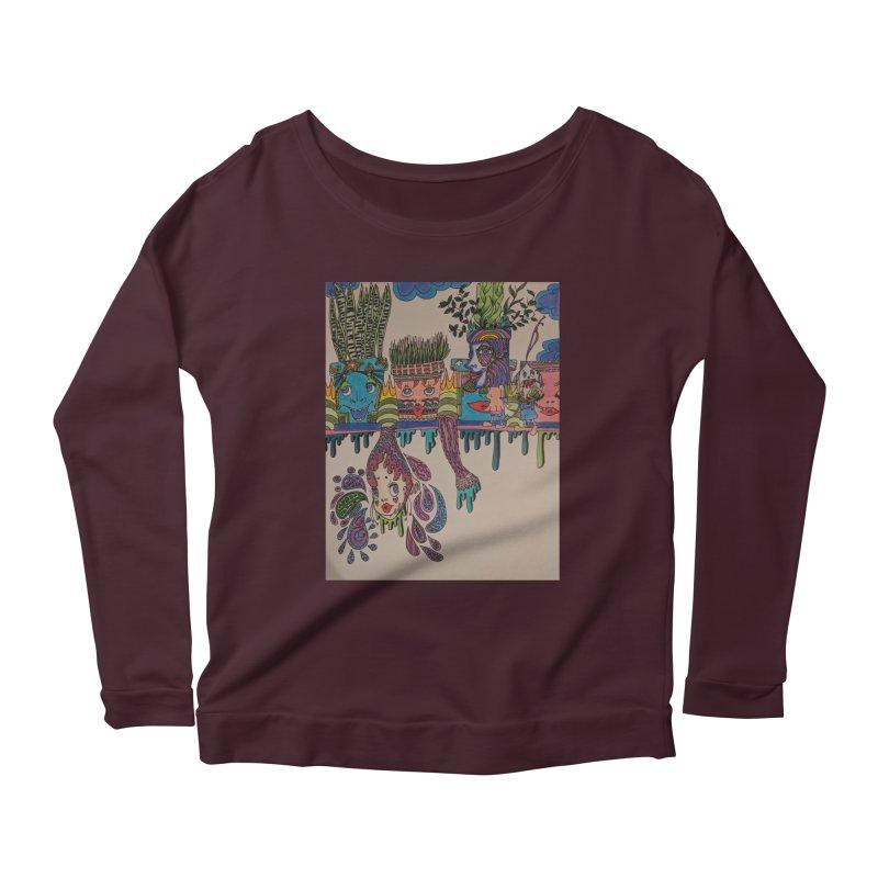 Plant Field Trip Women's Longsleeve T-Shirt by ereiarthawaii's Shop