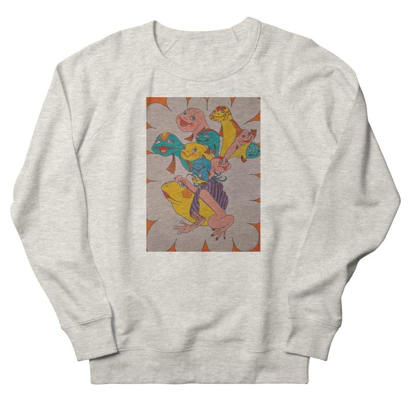 Frog Life Women's French Terry Sweatshirt by ereiarthawaii's Shop