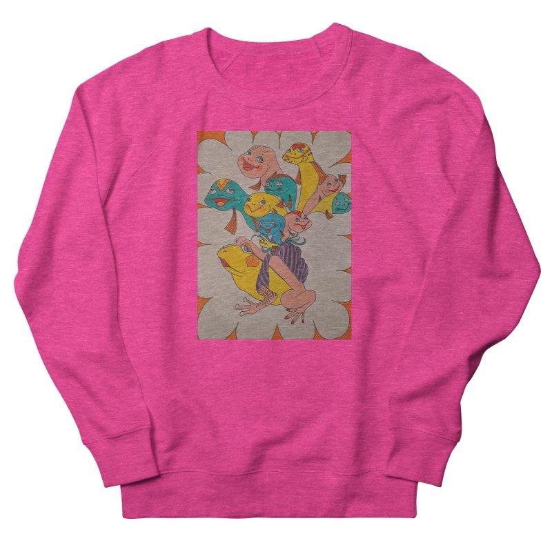 Frog Life Men's French Terry Sweatshirt by ereiarthawaii's Shop