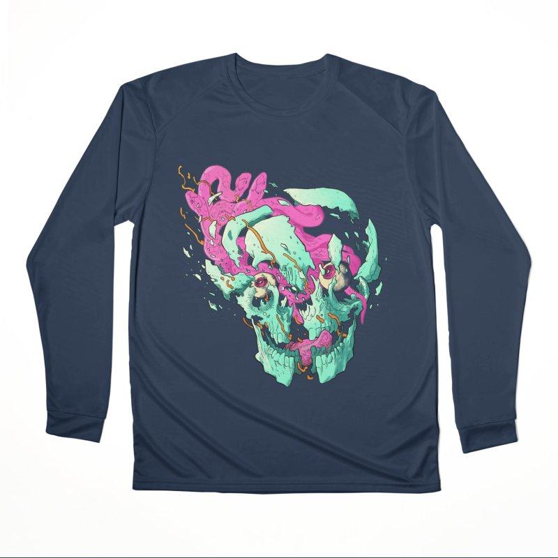 Killer Migraine Men's Performance Longsleeve T-Shirt by Erica Fails at Merch