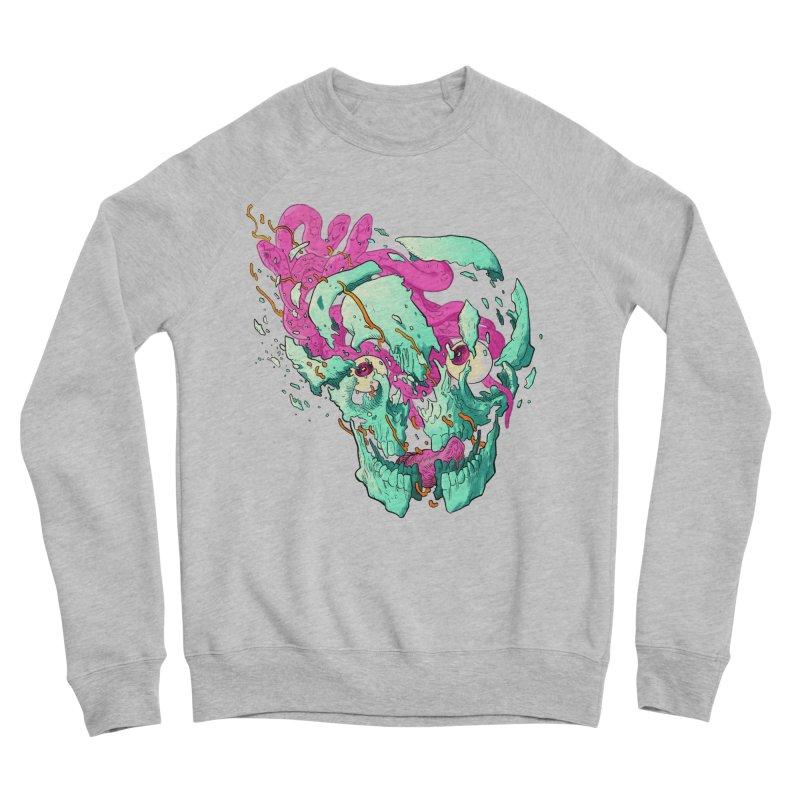 Killer Migraine Men's Sponge Fleece Sweatshirt by Erica Fails at Merch