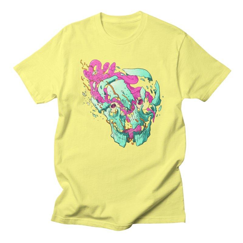 Killer Migraine Men's Regular T-Shirt by Erica Fails at Merch