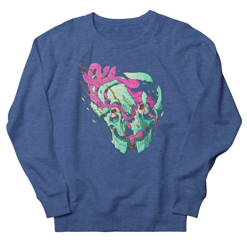 Killer Migraine Women's French Terry Sweatshirt by Erica Fails at Merch