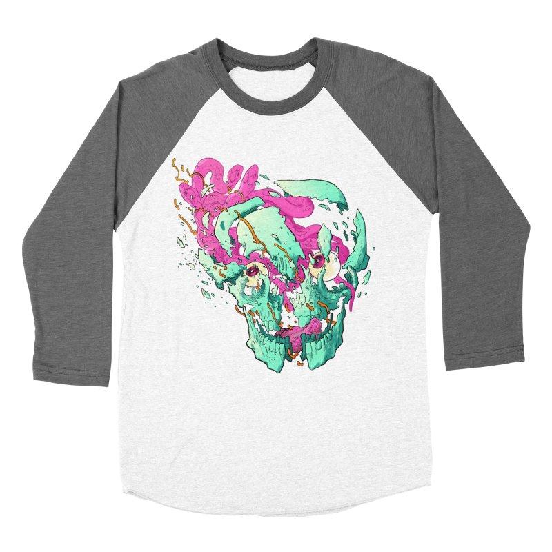 Killer Migraine Men's Baseball Triblend Longsleeve T-Shirt by Erica Fails at Merch