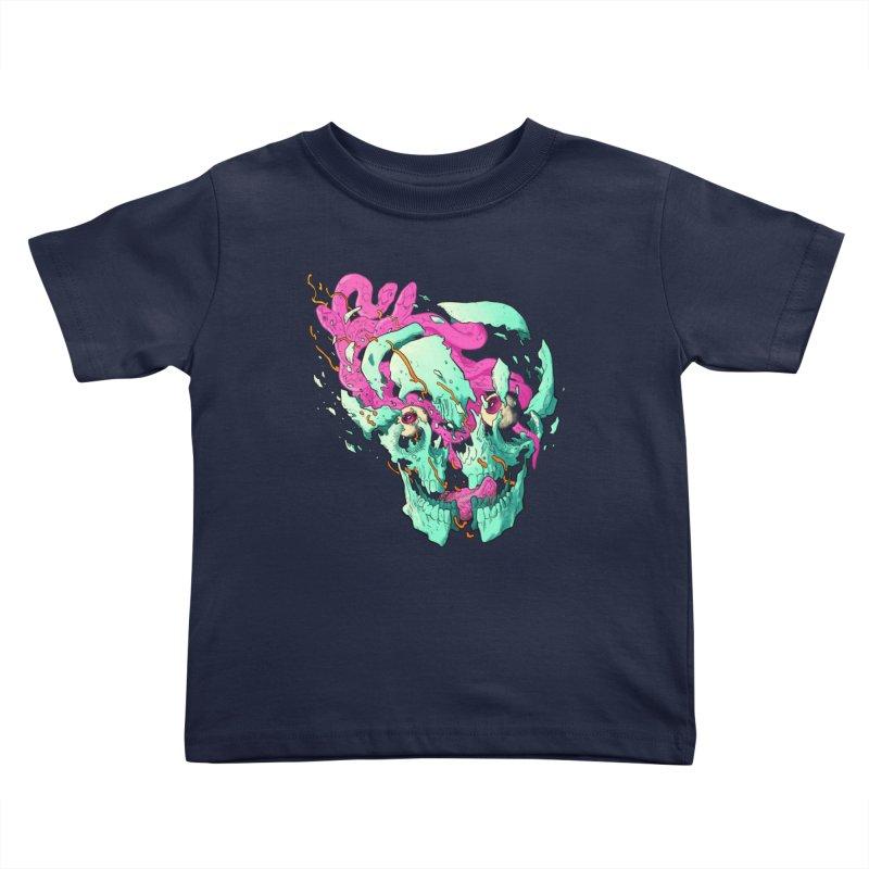 Killer Migraine Kids Toddler T-Shirt by Erica Fails at Merch