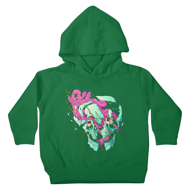 Killer Migraine Kids Toddler Pullover Hoody by Erica Fails at Merch