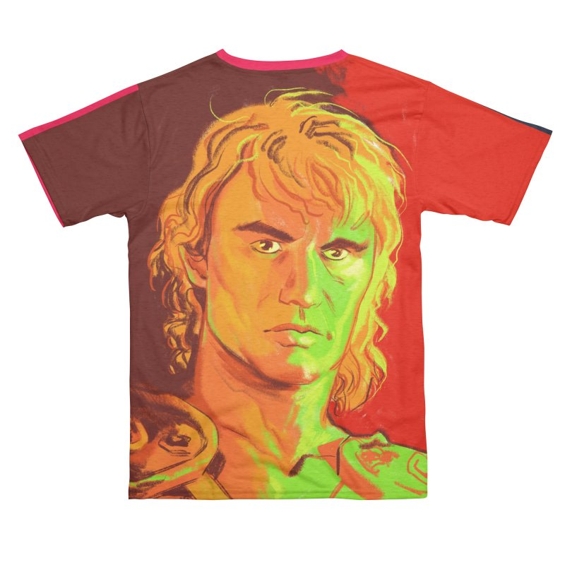 MASTERS OF THE UNIVERSE Men's Cut & Sew by Erica Fails at Merch