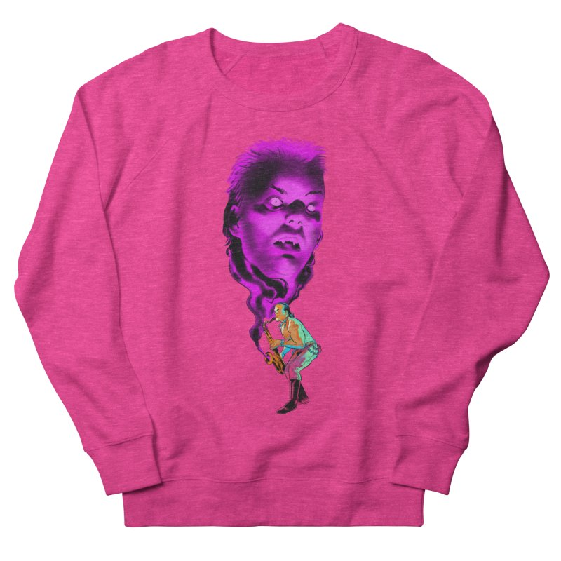 The Lost Boys Women's French Terry Sweatshirt by Erica Fails at Merch