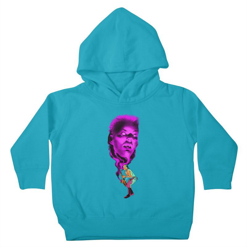 The Lost Boys Kids Toddler Pullover Hoody by Erica Fails at Merch