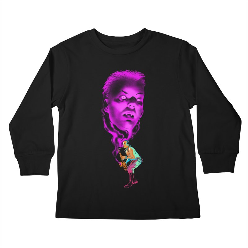The Lost Boys Kids Longsleeve T-Shirt by Erica Fails at Merch