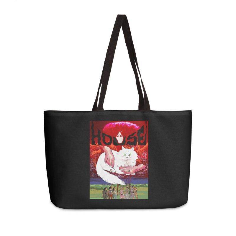 Hausu Accessories Bag by Erica Fails at Merch