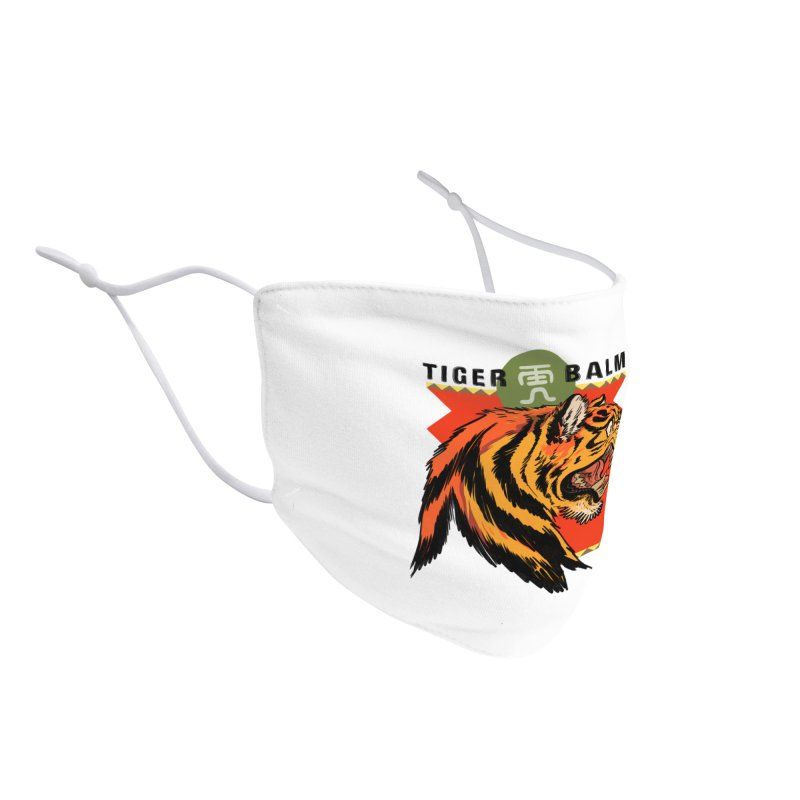 Tiger Balm Accessories Face Mask by Erica Fails at Merch