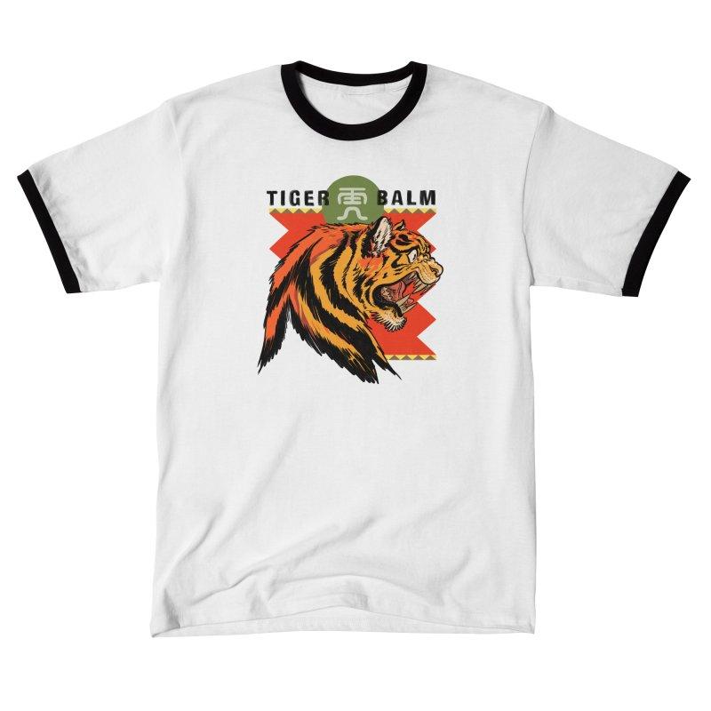 Tiger Balm Women's T-Shirt by Erica Fails at Merch