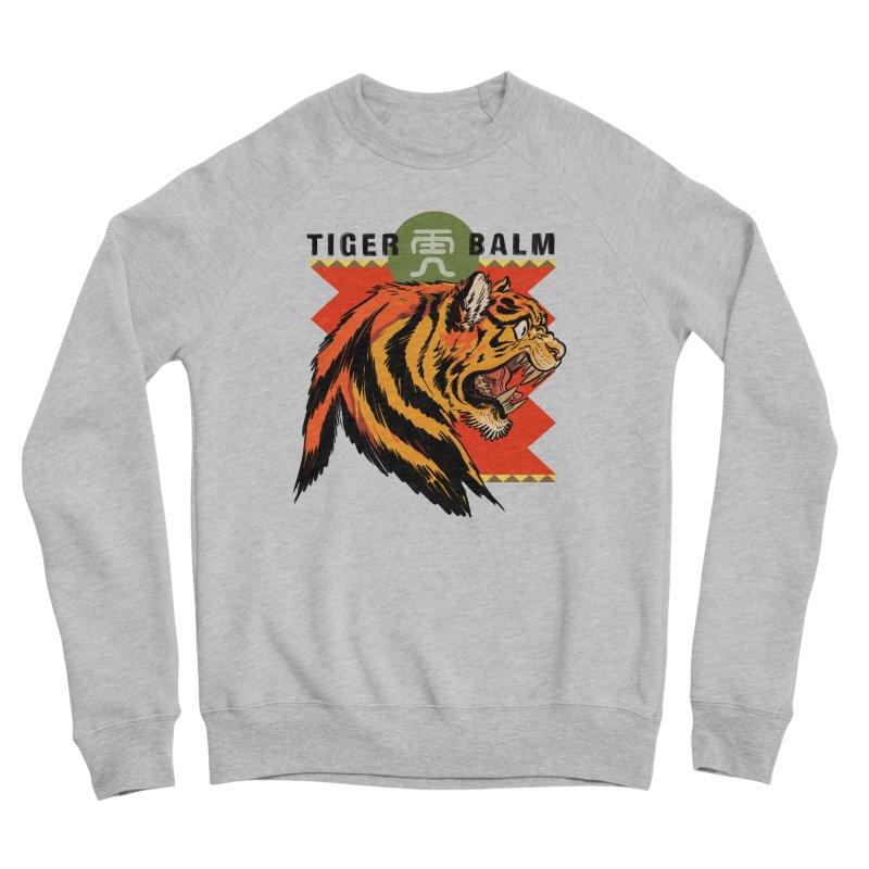 Tiger Balm Men's Sweatshirt by Erica Fails at Merch