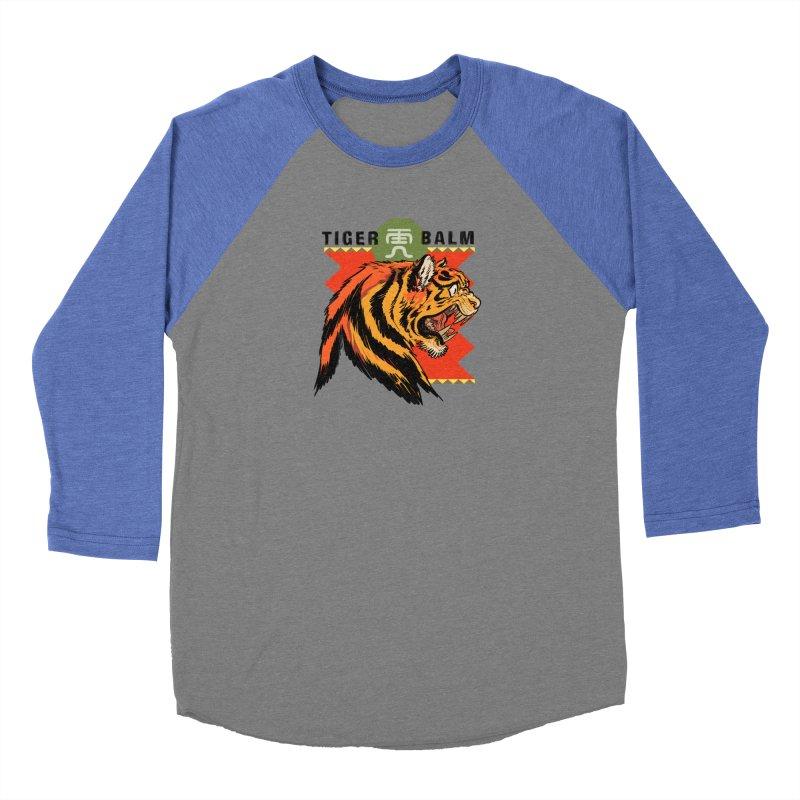 Tiger Balm Women's Longsleeve T-Shirt by Erica Fails at Merch