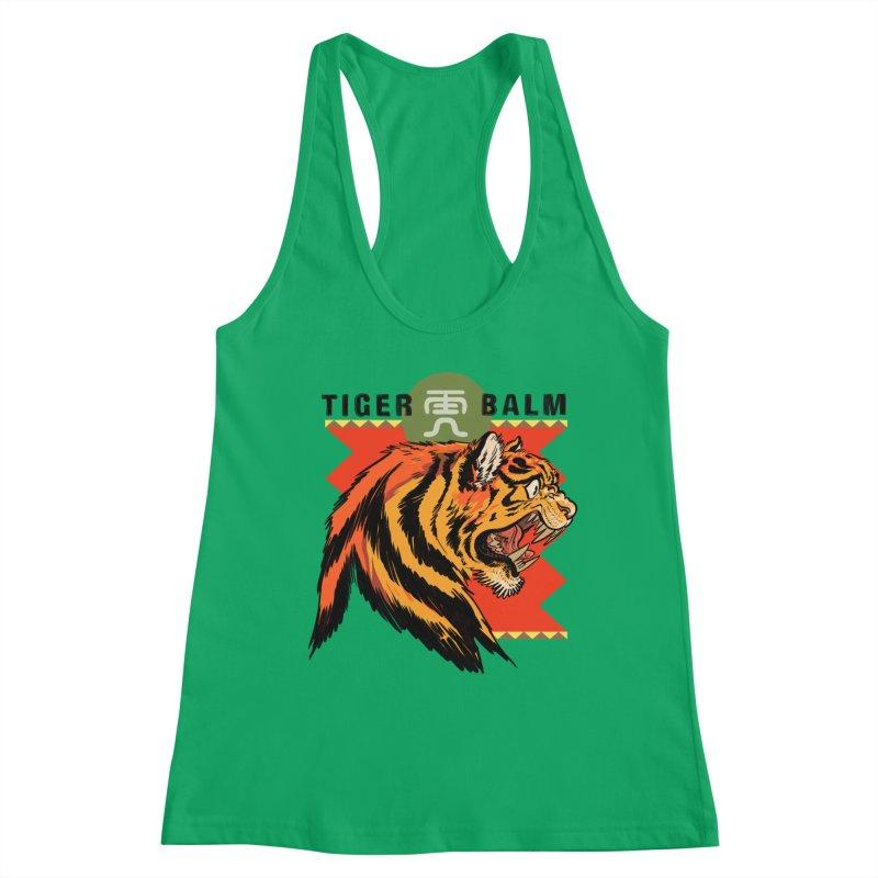 Tiger Balm Women's Tank by Erica Fails at Merch