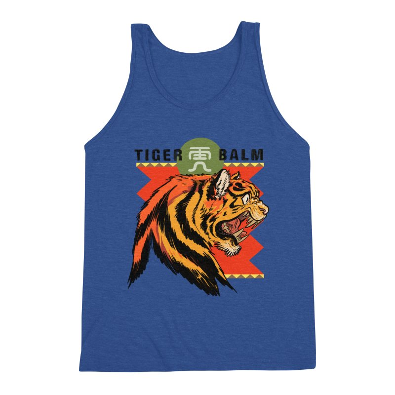 Tiger Balm Men's Tank by Erica Fails at Merch