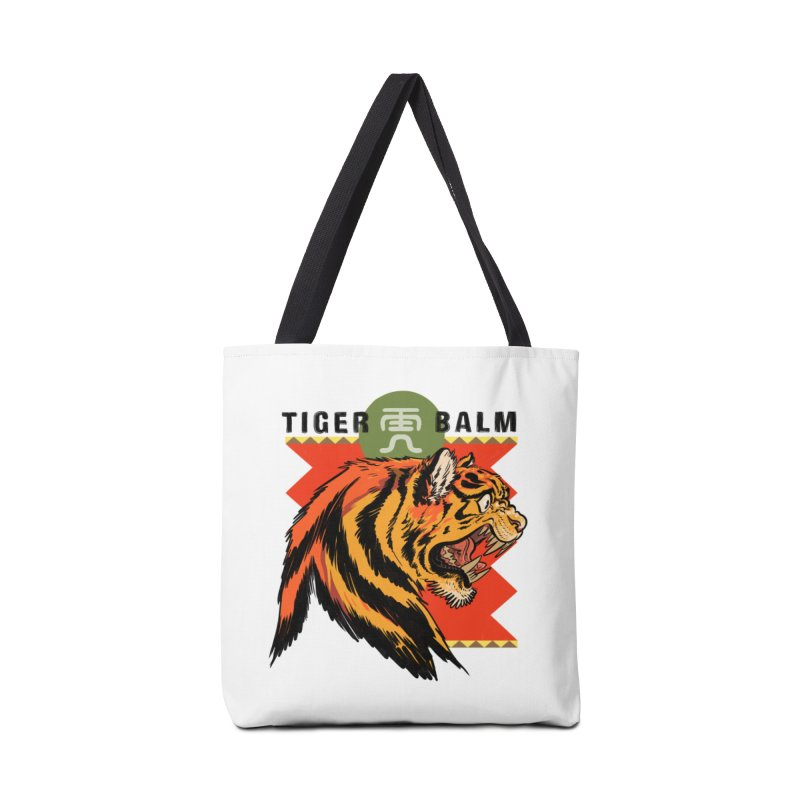 Tiger Balm Accessories Bag by Erica Fails at Merch