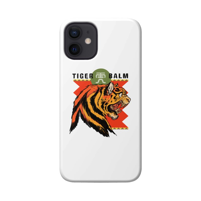 Tiger Balm Accessories Phone Case by Erica Fails at Merch