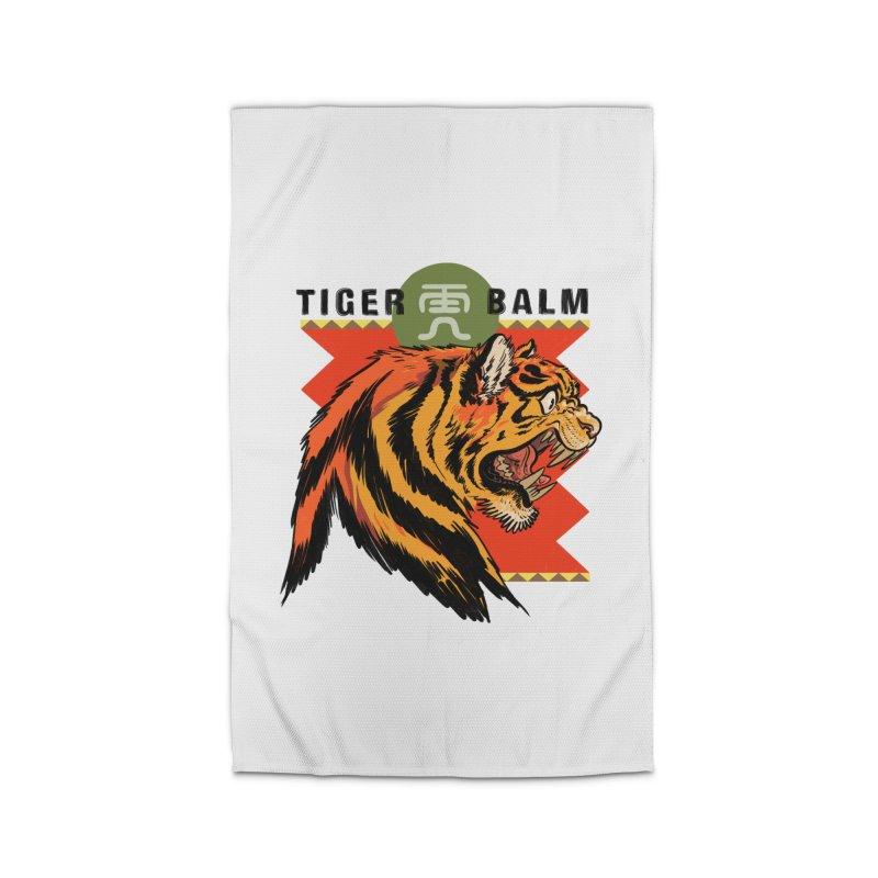 Tiger Balm Home Rug by Erica Fails at Merch