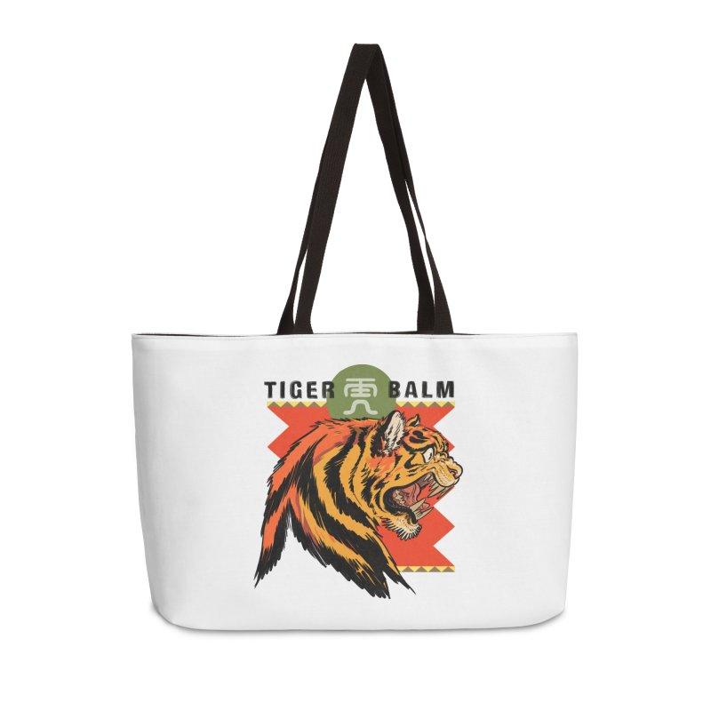 Tiger Balm Accessories Bag by Erica Fails at Merch