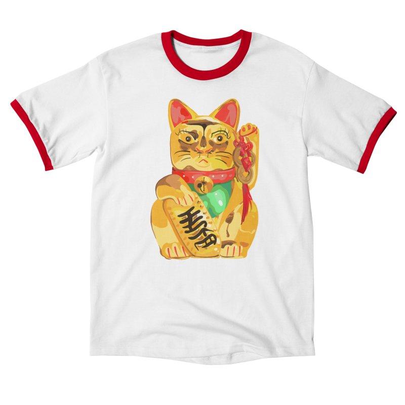 An auspicious shirt Men's T-Shirt by Erica Fails at Merch