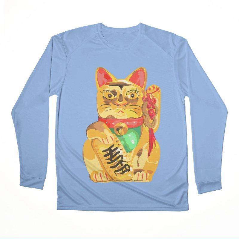 An auspicious shirt Women's Longsleeve T-Shirt by Erica Fails at Merch