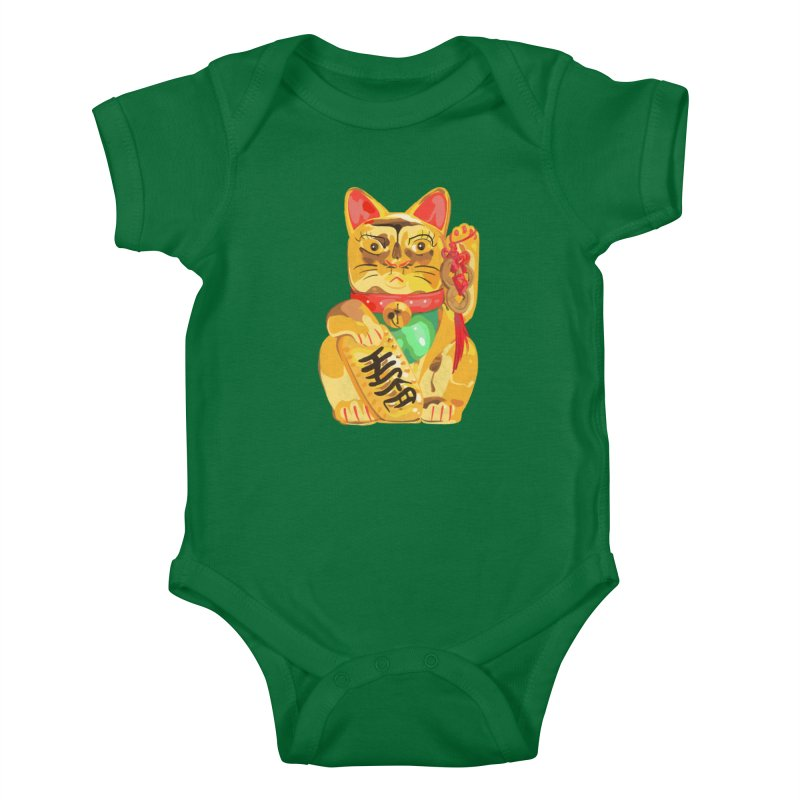 An auspicious shirt Kids Baby Bodysuit by Erica Fails at Merch