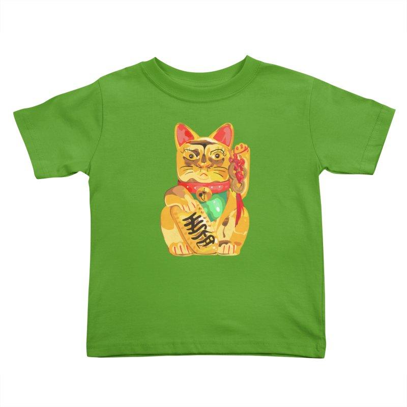 An auspicious shirt Kids Toddler T-Shirt by Erica Fails at Merch