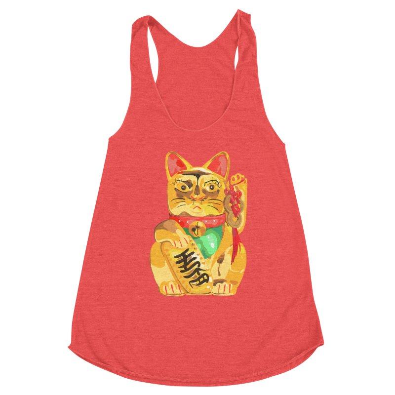 An auspicious shirt Women's Tank by Erica Fails at Merch