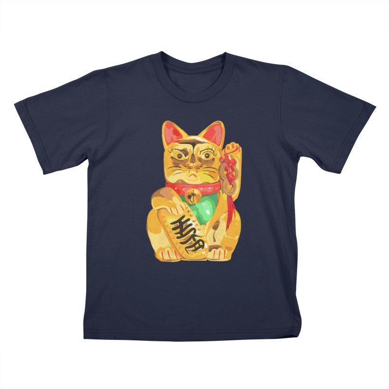 An auspicious shirt Kids T-Shirt by Erica Fails at Merch
