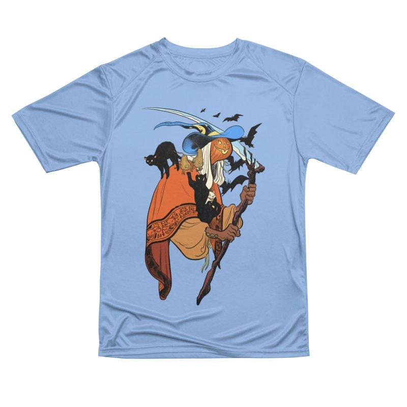 Autumn Chill Men's T-Shirt by Erica Fails at Merch