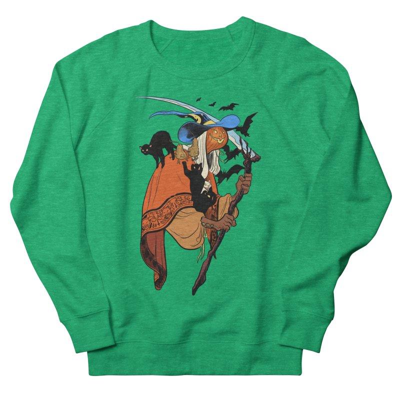 Autumn Chill Women's Sweatshirt by Erica Fails at Merch