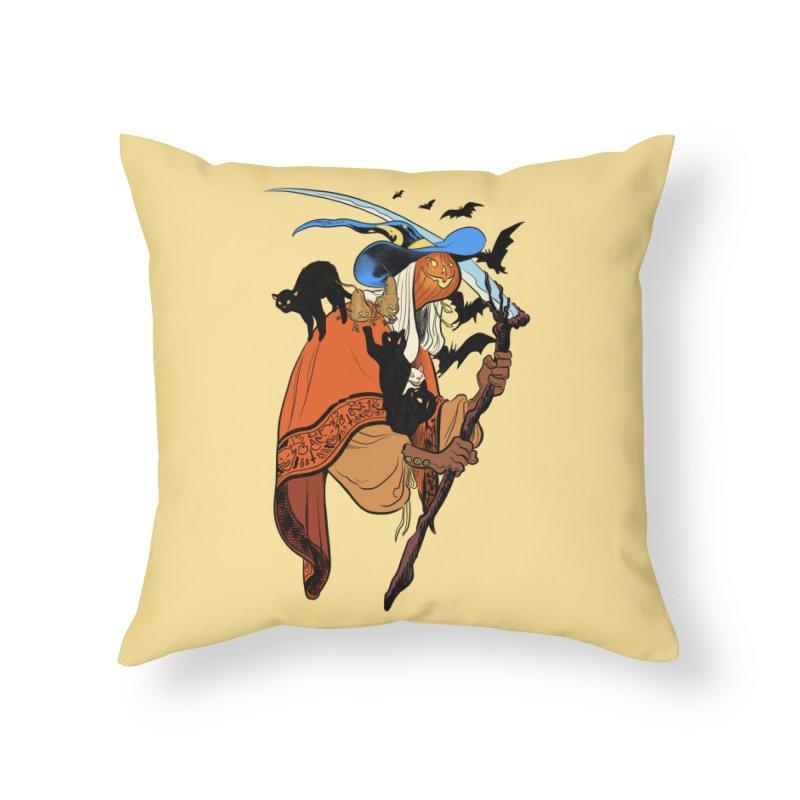 Autumn Chill Home Throw Pillow by Erica Fails at Merch