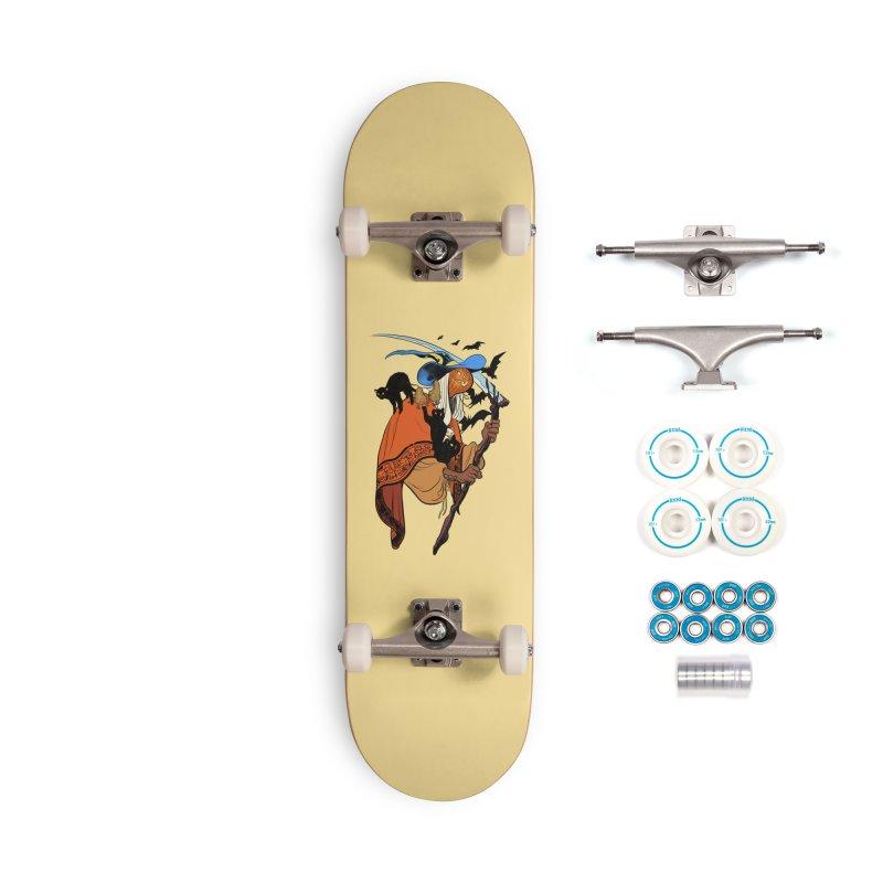 Autumn Chill Accessories Skateboard by Erica Fails at Merch
