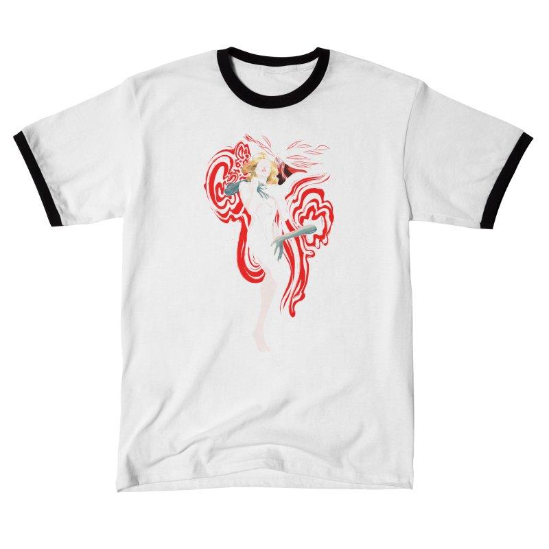 DRACULA, MOTHERF**KER! Men's T-Shirt by Erica Fails at Merch