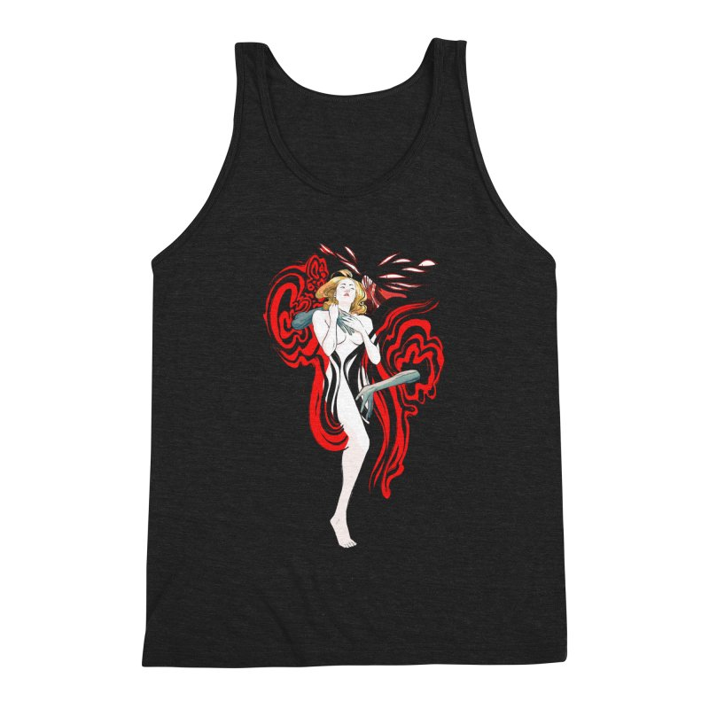 DRACULA, MOTHERF**KER! Men's Tank by Erica Fails at Merch