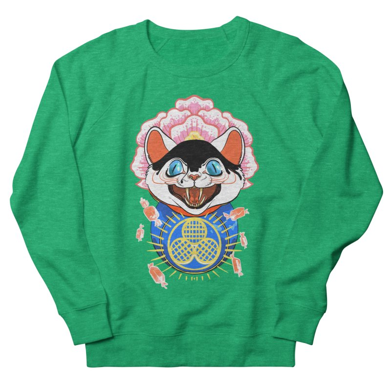 Botan Rice Candy Women's Sweatshirt by Erica Fails at Merch