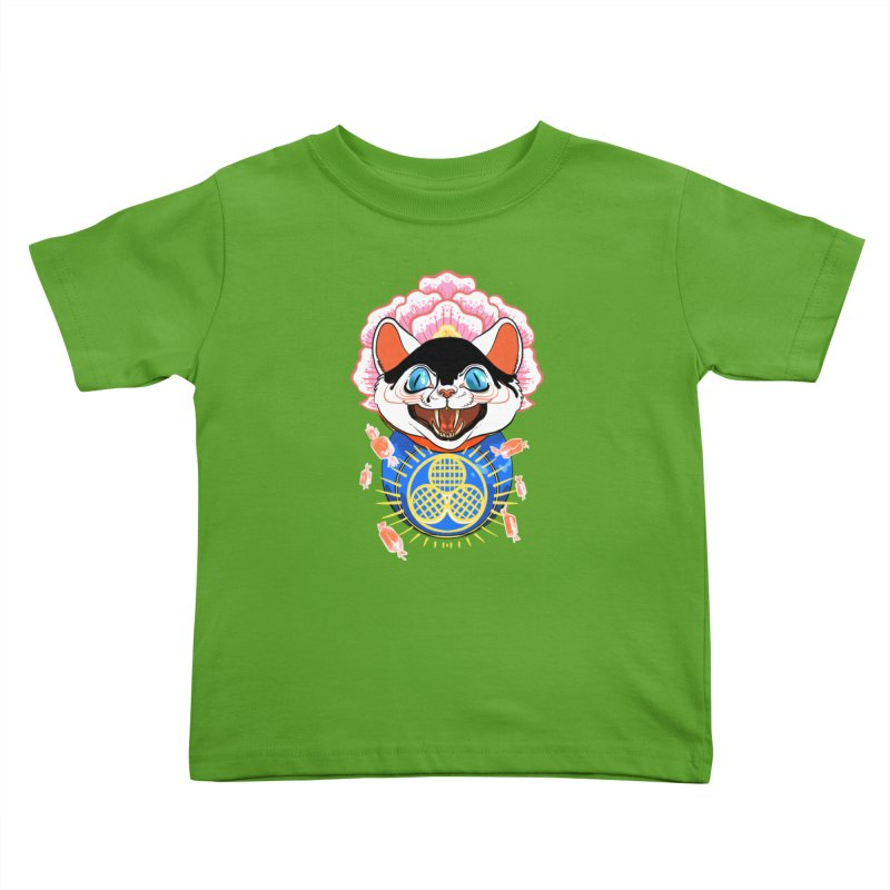 Botan Rice Candy Kids Toddler T-Shirt by Erica Fails at Merch
