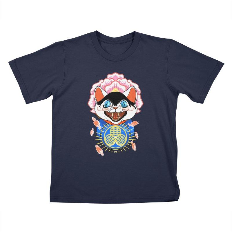 Botan Rice Candy Kids T-Shirt by Erica Fails at Merch