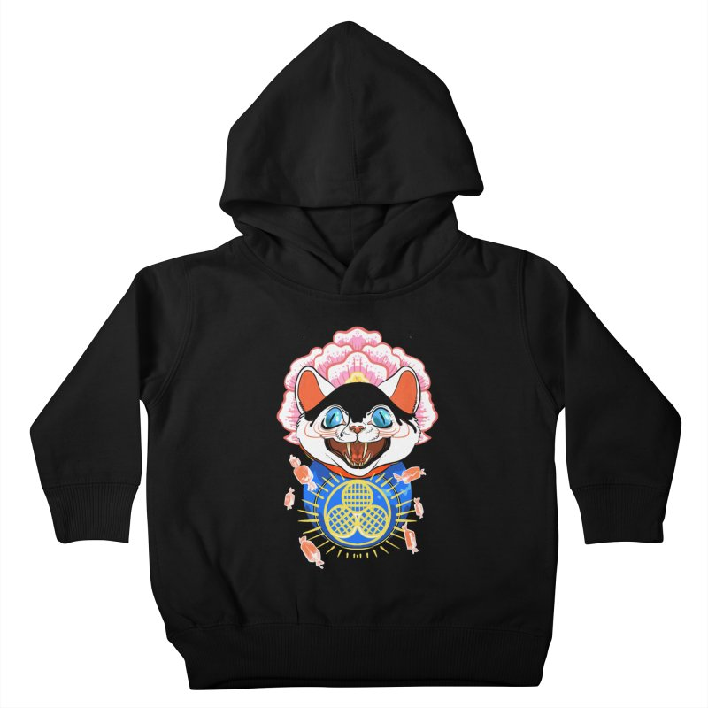 Botan Rice Candy Kids Toddler Pullover Hoody by Erica Fails at Merch